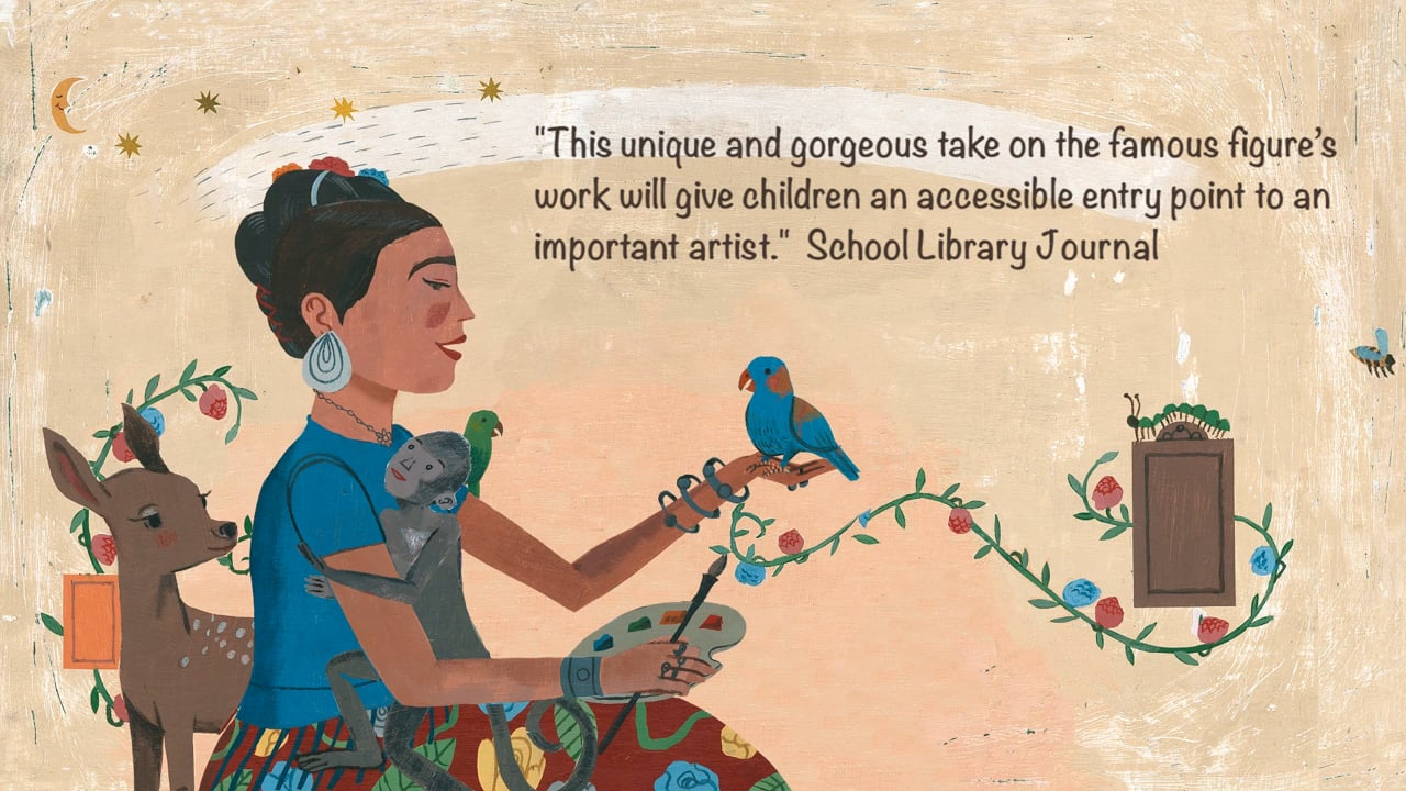 5 Libros de arte para niños que necesitas en tu hogar