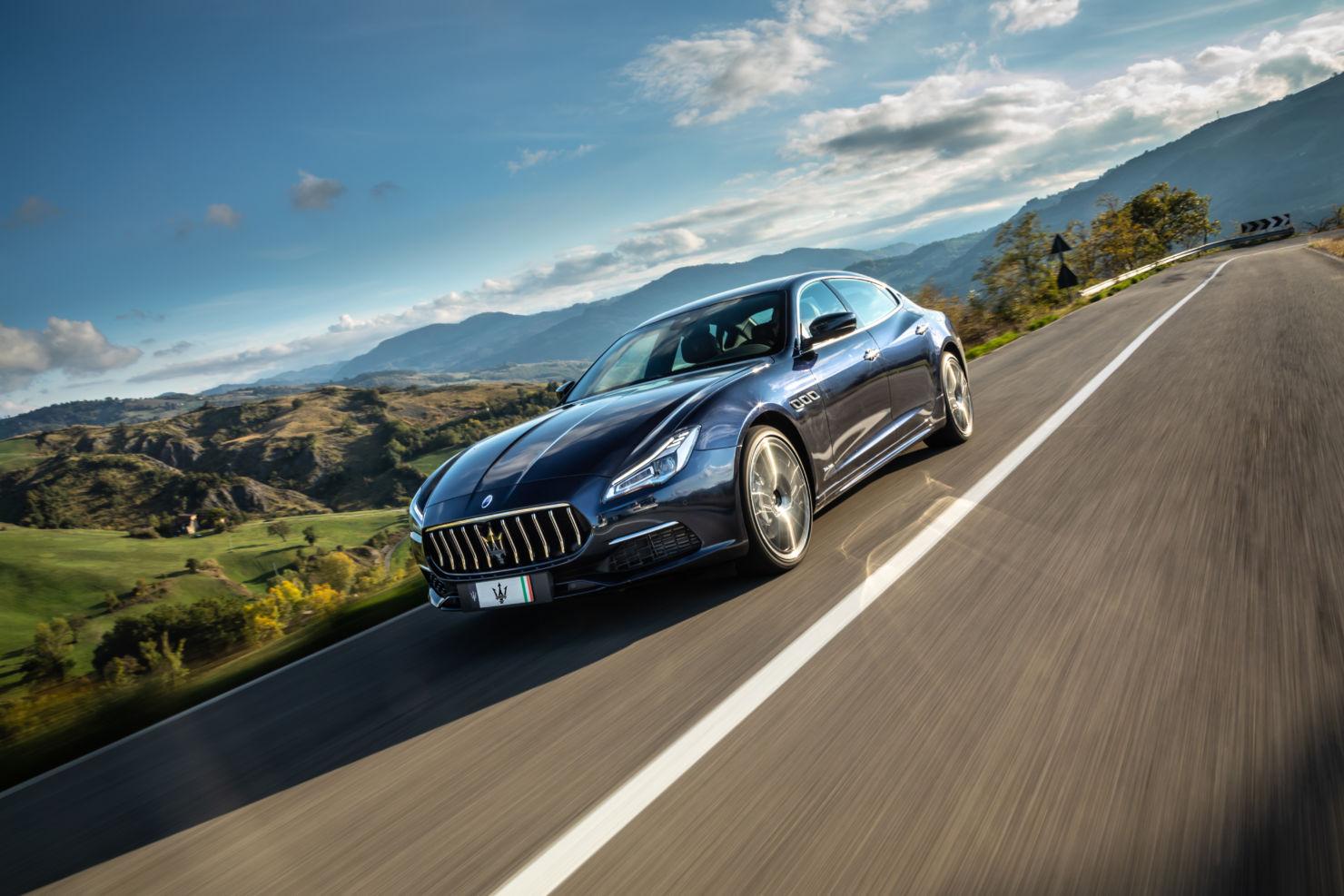 Conoce la nueva gama de Maserati que llegó a México