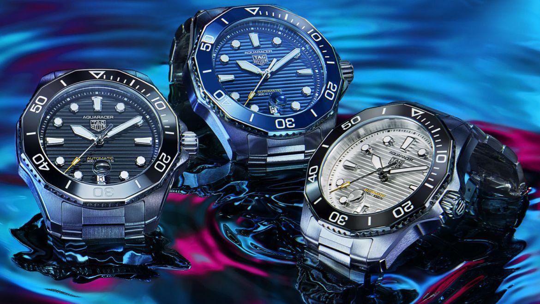 Zenith, Bvlgari y todo lo que amamos de Watches & Wonders 2021 - tag-heuer-aquaracer-professional-300-1