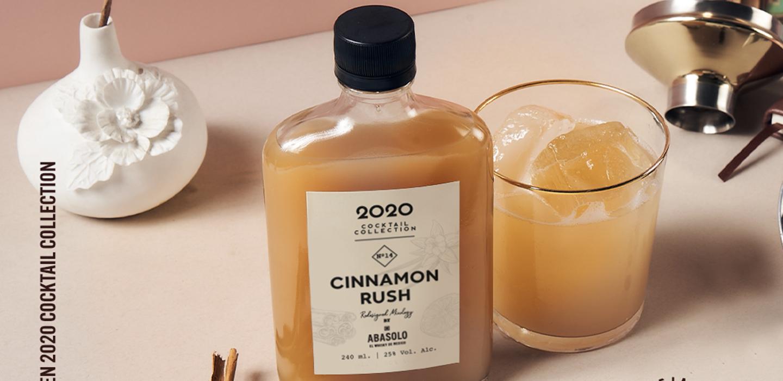 Descubre el mundo de la coctelería rediseñada de 2020 Cocktail Collection