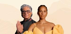 Alicia Keys y Chopra Global lanzan un programa de meditación que amarás