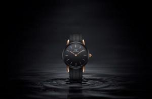 Iconic Motion: el primer reloj de Daniel Wellington a prueba de agua