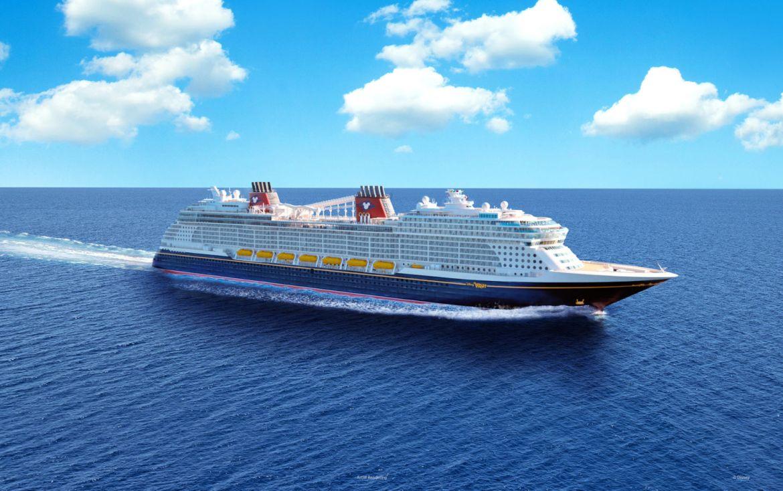 Así es Disney Wish, el nuevo y más avanzado crucero de Disney - disney-wish-exterior-1