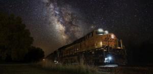 Un tren para ver las estrellas como nunca imaginaste
