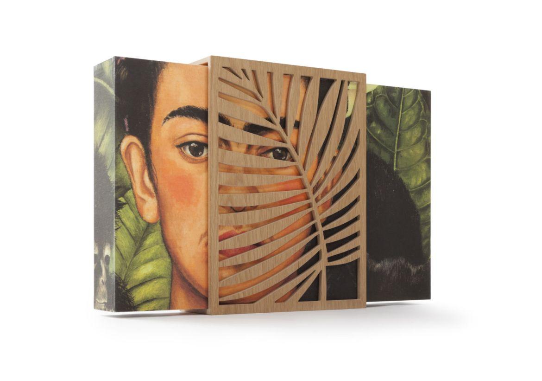 Los sueños de Frida: el mejor libro de la artista que también es una obra de arte - 17-estuche