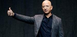 Los 4 consejos de Jeff Bezos para lograr el éxito