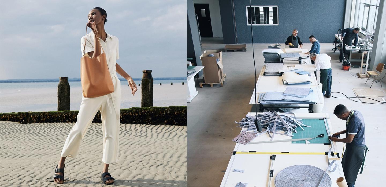 Conoce estas marcas de ropa hecha con materiales reciclados