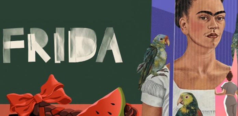 Experiencia inmersiva de Frida Kahlo - sabrina-15-2