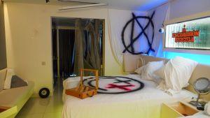 Suicide Squad Escape Room en W Mexico City - dsc05842