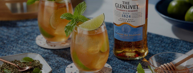 Tres cócteles muy originales para aprender a mezclar con whisky