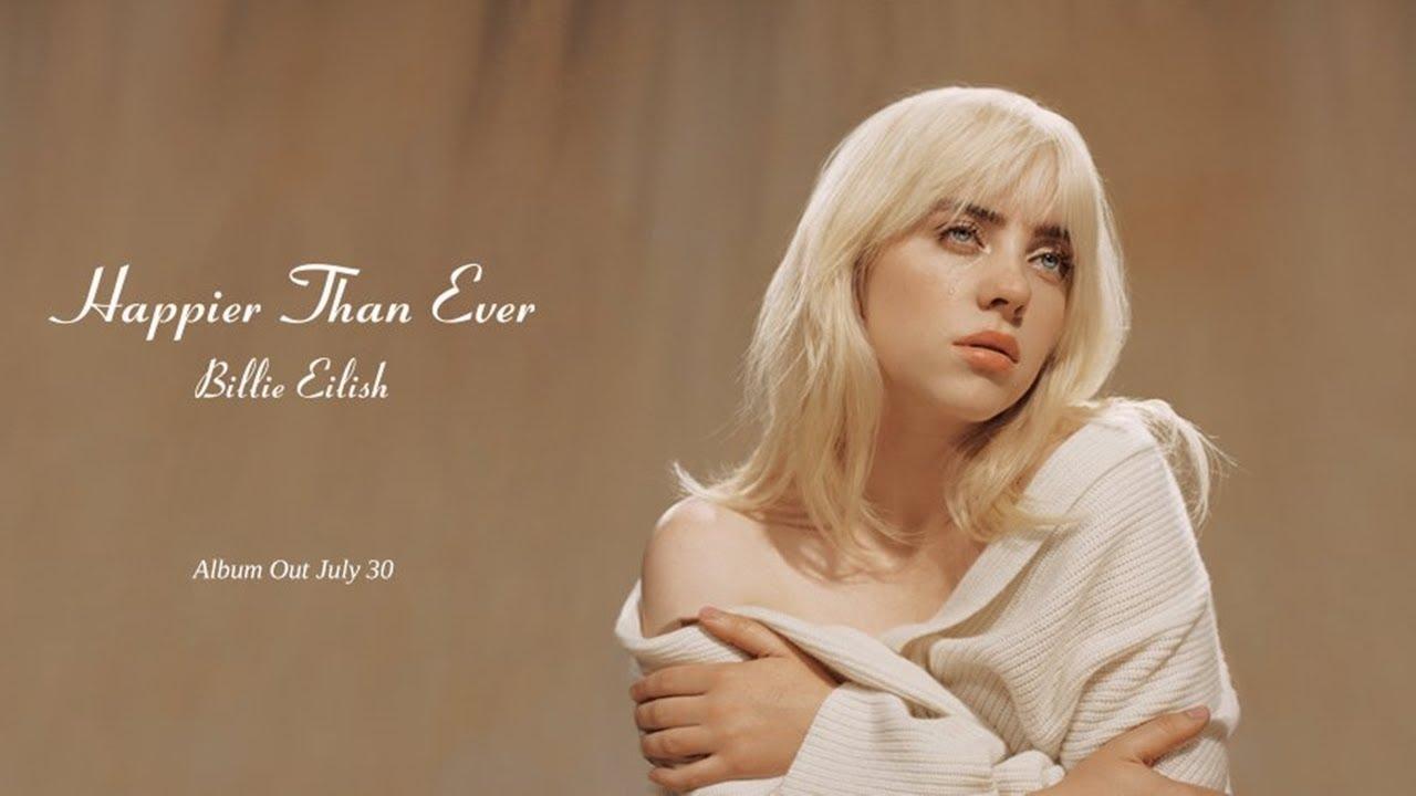Escucha Happier Than Ever, el segundo disco de Billie Eilish