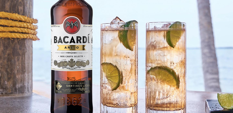 2 recetas súper refrescantes (y deliciosas) con Bacardí Añejo