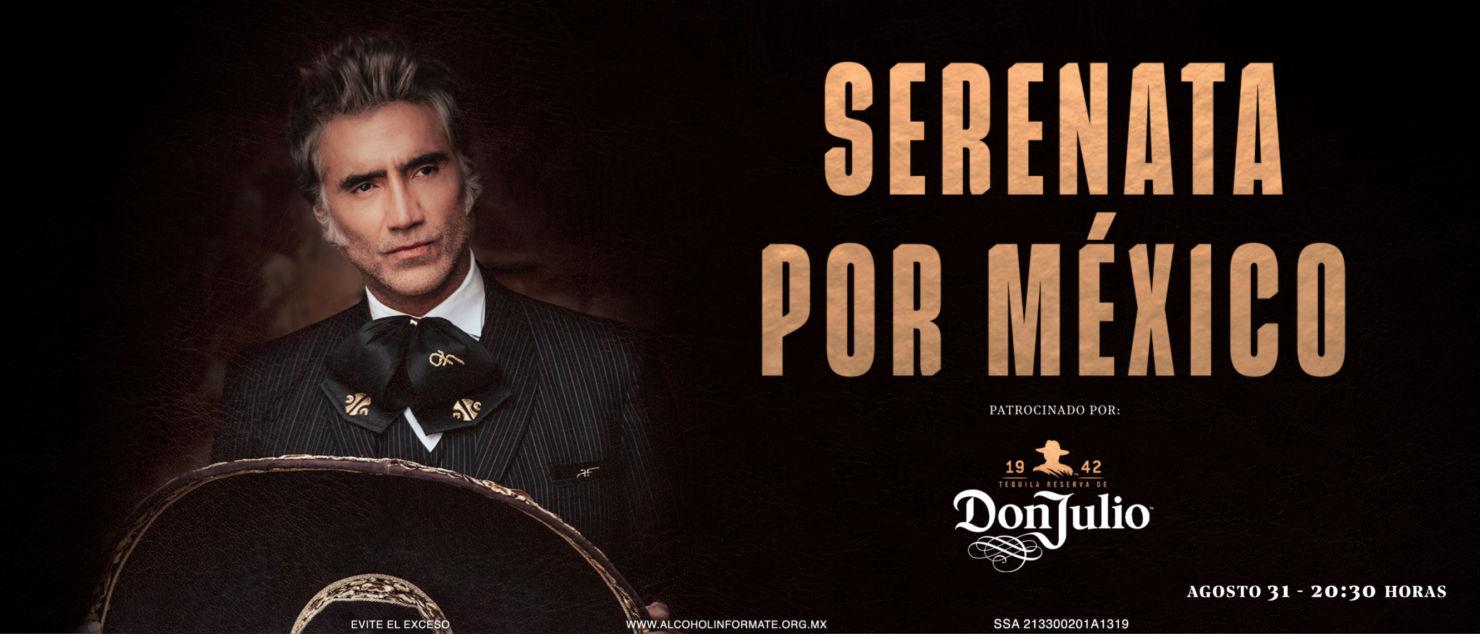 Prepárate para la Serenata por México de Tequila Don Julio con esta playlist