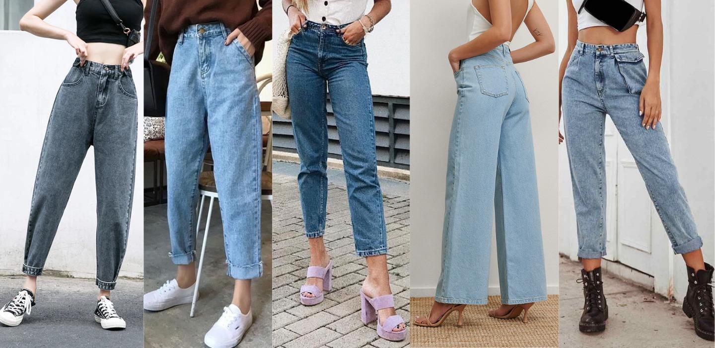 Jeans en tendencia para el back to school ¡Es tiempo de renovarse!