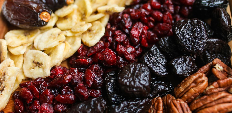 ¡Aprovecha la temporada! Haz estas recetas con frutos secos