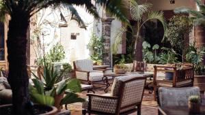 Belmond Casa de Sierra Nevada le da la bienvenida a su nuevo chef ejecutivo con una cena especial