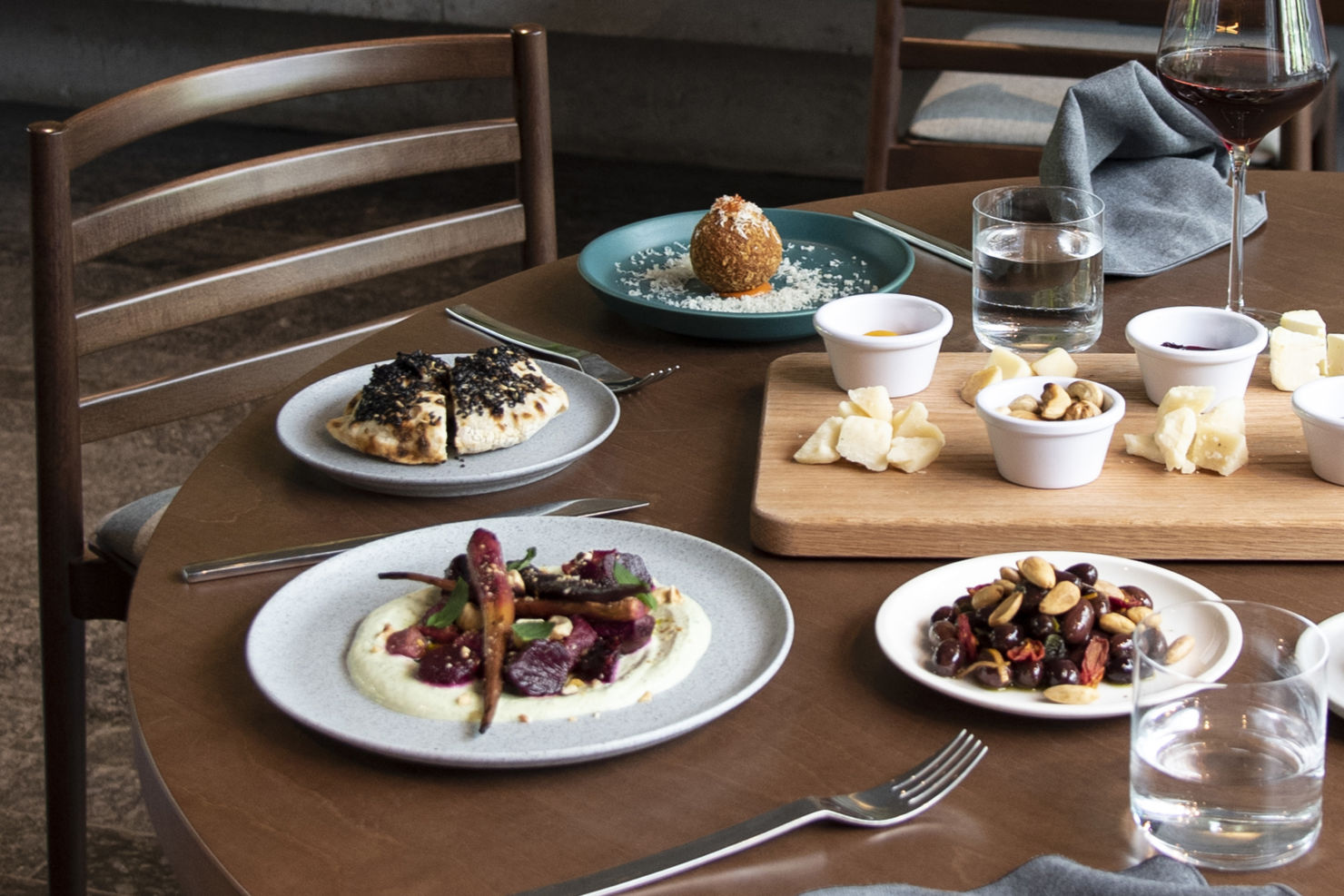 Nera es el nuevo hot spot de comida italiana contemporánea en CDMX