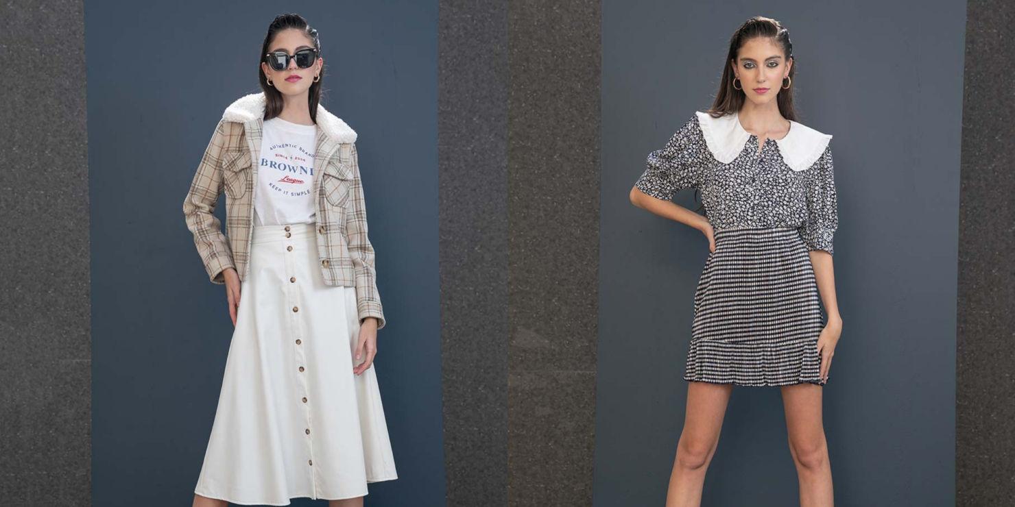 Todo sobre nuestros dos outfits favoritos para otoño-invierno ¡Encuentra todo en un solo lugar!