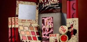 Kylie x Nightmare on elm street ¡La mejor colección de terror 2021!