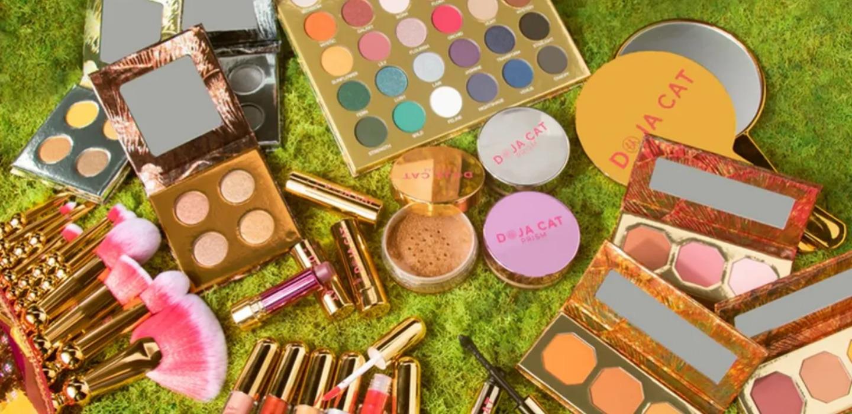 BH Cosmetics x Doja Cat es todo lo que necesitas en el otoño