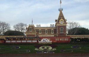 Disneyland Park Gates