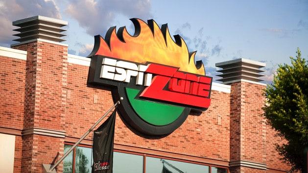 ESPN Zone, Disneyland Resort