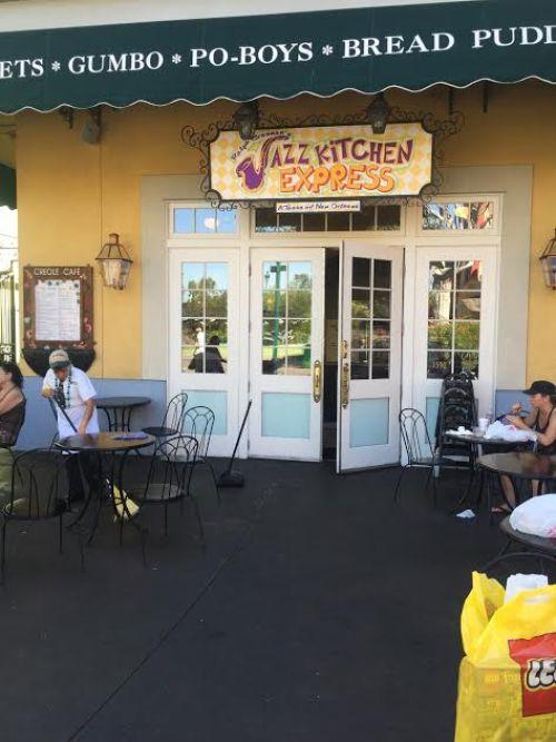 Downtown Disney Jazz Kitchen Express