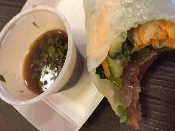 healthy disneyland food