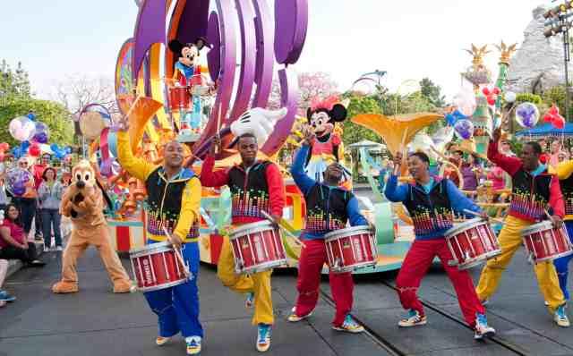 Mickey's Soundsational Parade (Paul Hiffmeyer/Disneyland Resort)