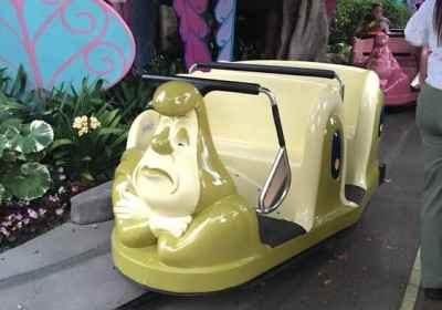 Ride This First at Disneyland