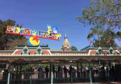 Disneyland Resort Pixar Fest