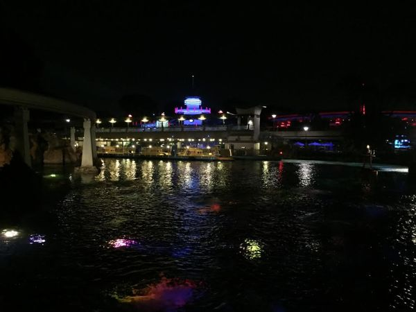 What's happening now at Disneyland