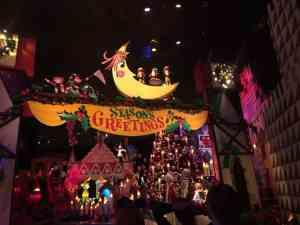 Season's Greetings from Disneyland