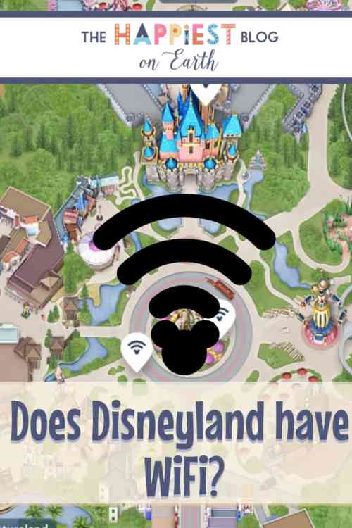 Wifi at Disneyland