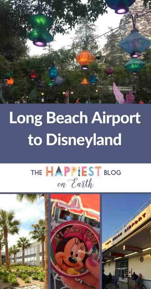 LGB to Disneyland