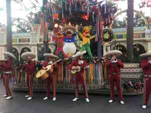 Disney three Caballeros