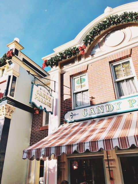 Disneyland Candy Palace
