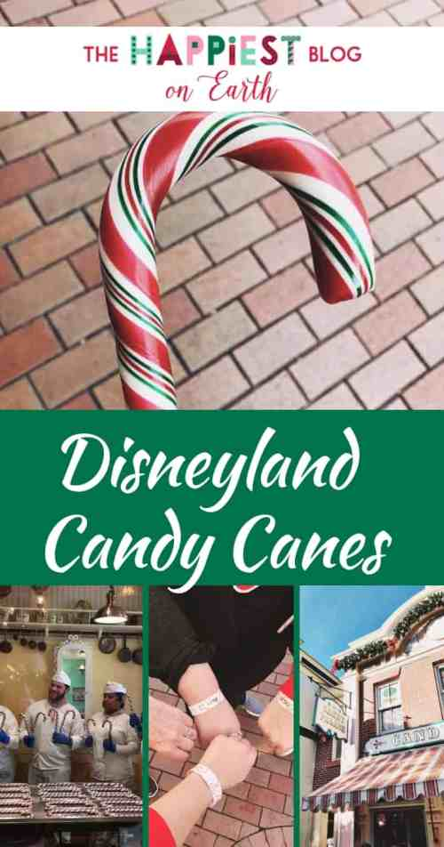 How to get Disneyland Candy Canes