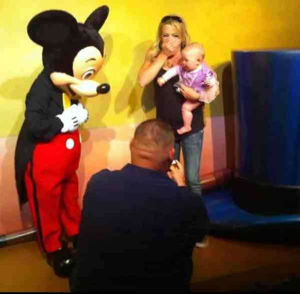 Mickey Mouse proposal