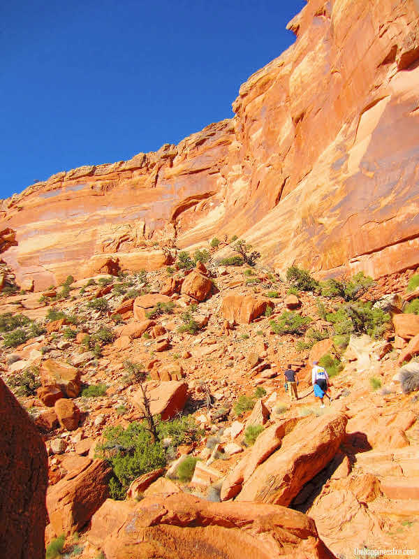 Colorado-National-Monument-Monument-Loop-Trail-Hike