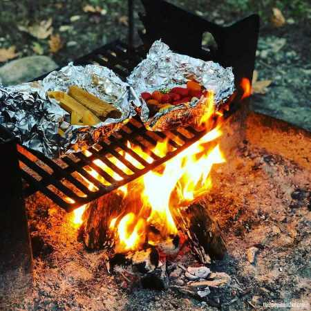 tent-camping-for-beginners-open-fire-cooking