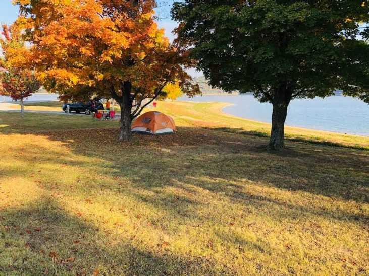 dam-site-lake-park-campground