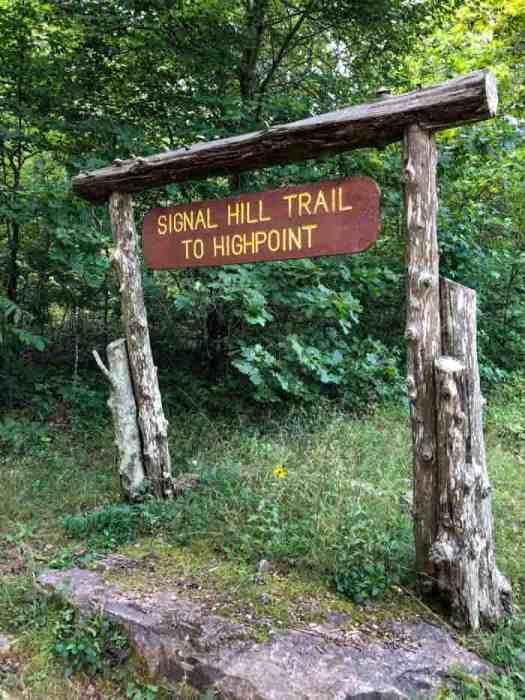 signal-hill-trailhead-arkansas