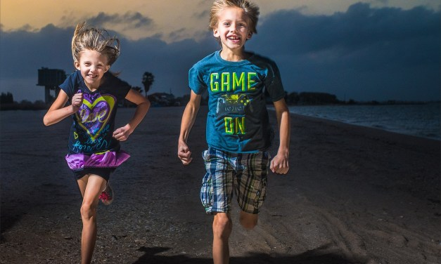 8 tips for introducing your kids to running