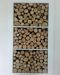 Wood-Stock in Apple Cottage