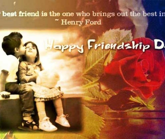 Cute Friendship Day Images