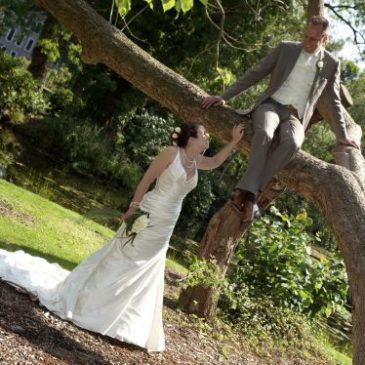 the happy financial bruiloft