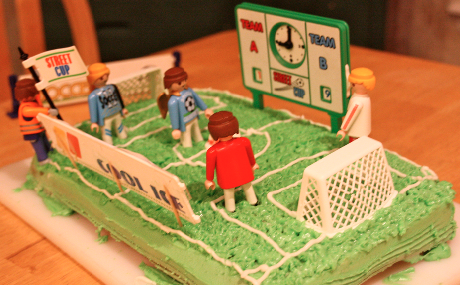 Astounding Soccer Birthday Cake The Happy Housewife Cooking Personalised Birthday Cards Paralily Jamesorg