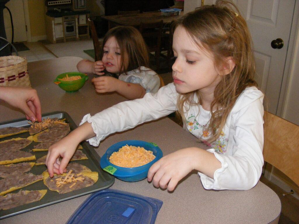 homeschool lunch ideas
