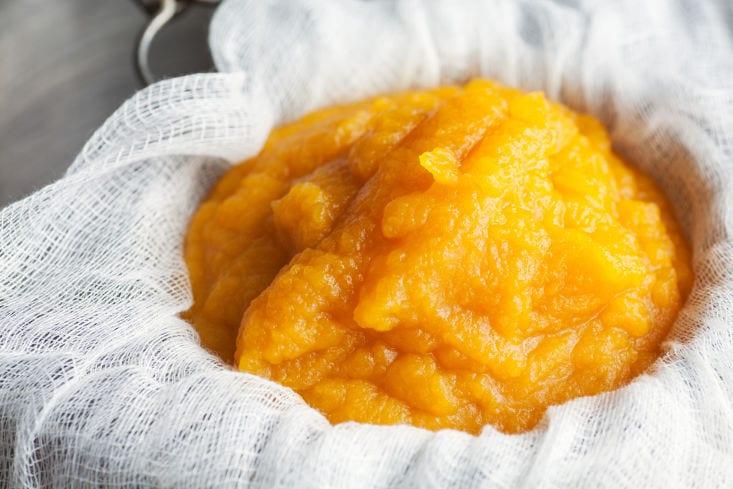 can you freeze pumpkin